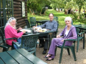 Tea at the Orchard